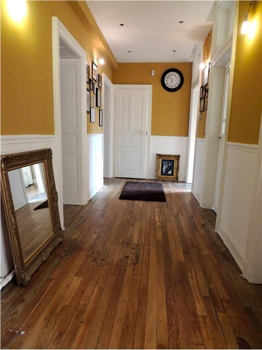 Farrow And Ball India Yellow Hallway Colours Yellow