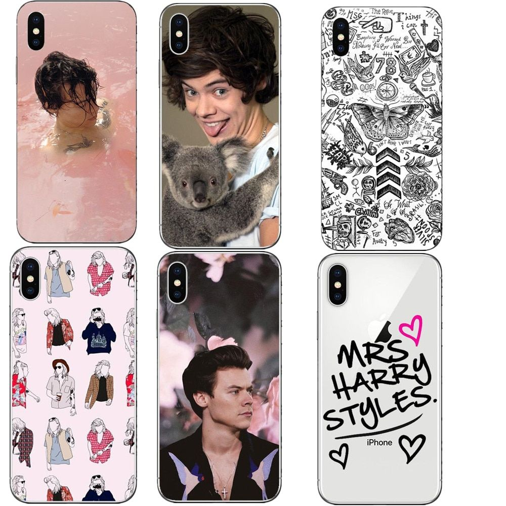 One Direction 1D Hard PC Phone Iphone 5 5S 6 6S Plus 7 XR XS Max 8 ...