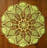 Lots of doily's!!!!