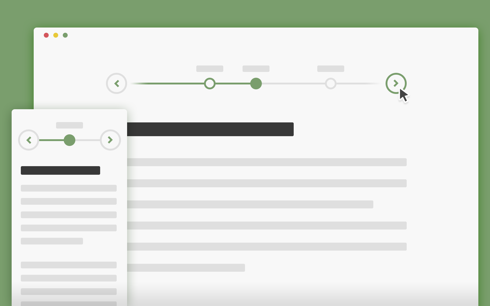 Horizontal Timeline Coding Animation Code CSS CSS3 HTML HTML5 Javascript JQuery Navigation Resource Responsive Snippets