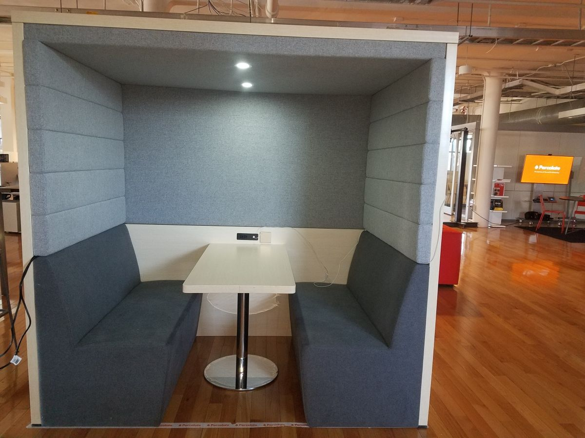 Charmant Soundproof Office Phone Booth | Spaceworx