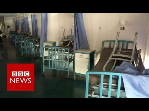 Inside a Venezuelan hospital: 'If people come with cardiac ...