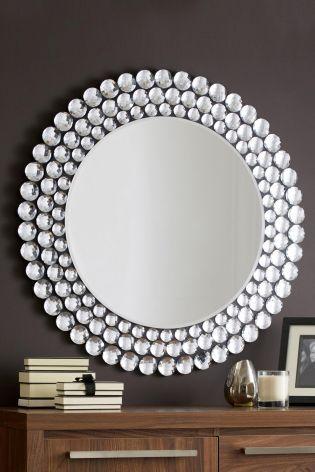 Buy Gleam Mirror From The Next UK Online Shop