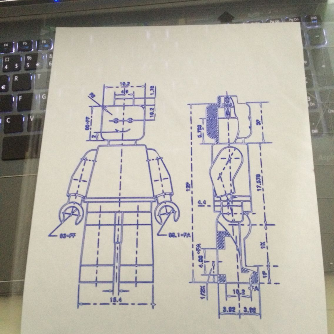 Printed with silhouette cameo lego blueprint blueprints printed with silhouette cameo lego blueprint malvernweather Gallery