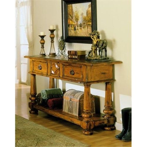 Surprising Eastern Legends 55360 Aspen Road Console Table 36 X 20 X 70 Gmtry Best Dining Table And Chair Ideas Images Gmtryco