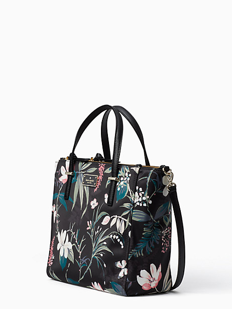 d9a8483f045a Kate Spade Wilson Road Botanical Alyse, Black | Products in 2019 ...