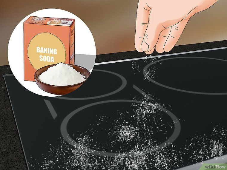 3 ways to clean a ceramic stove top wikihow ceramic