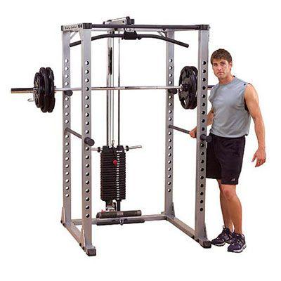 Buy Body Solid Gpr378 Pro Power Rack Fitness Market Australia