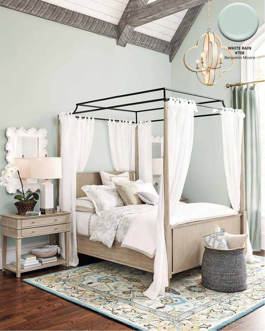 Fall 2018 Catalog Paint Colors Neutral bedroom decor