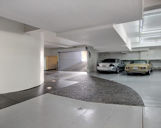 Garage ideas on pinterest garages dream garage and for Underground garage design plans