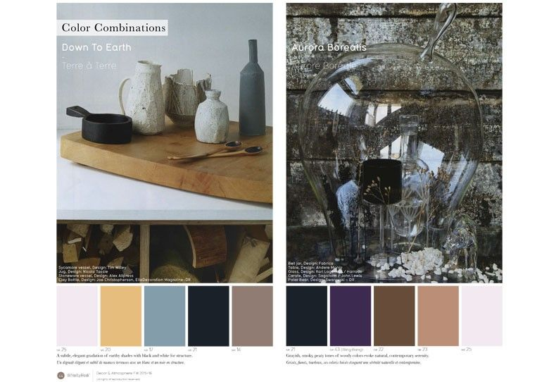 Interior Trend Forecasts AW 15 16 Trends 2016 Pinterest