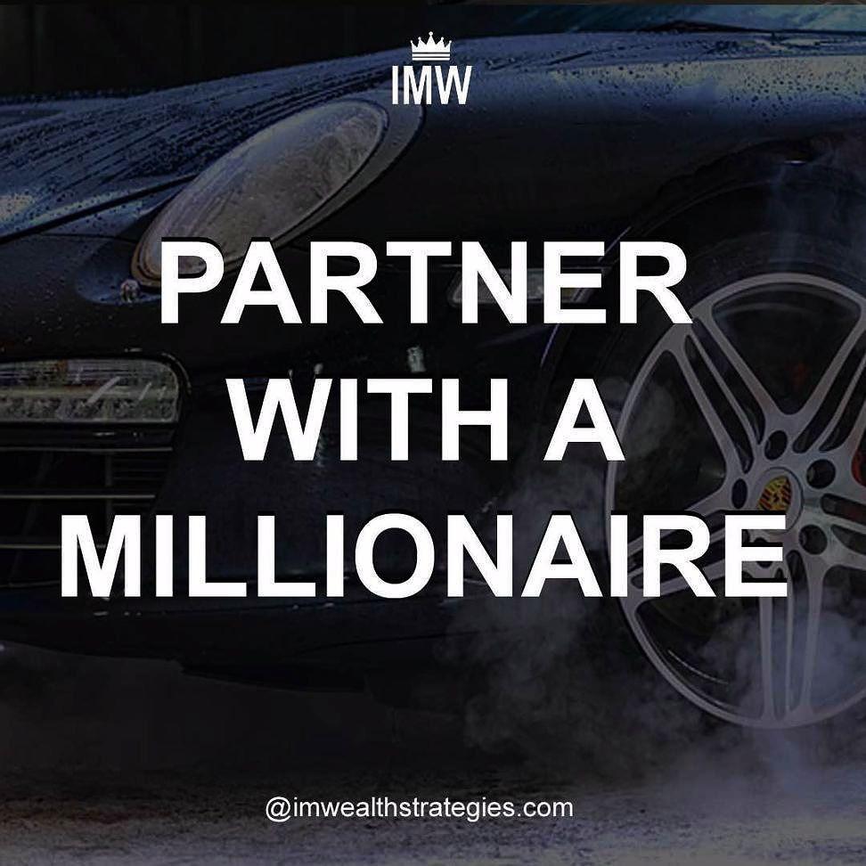 億万長者とパートナー