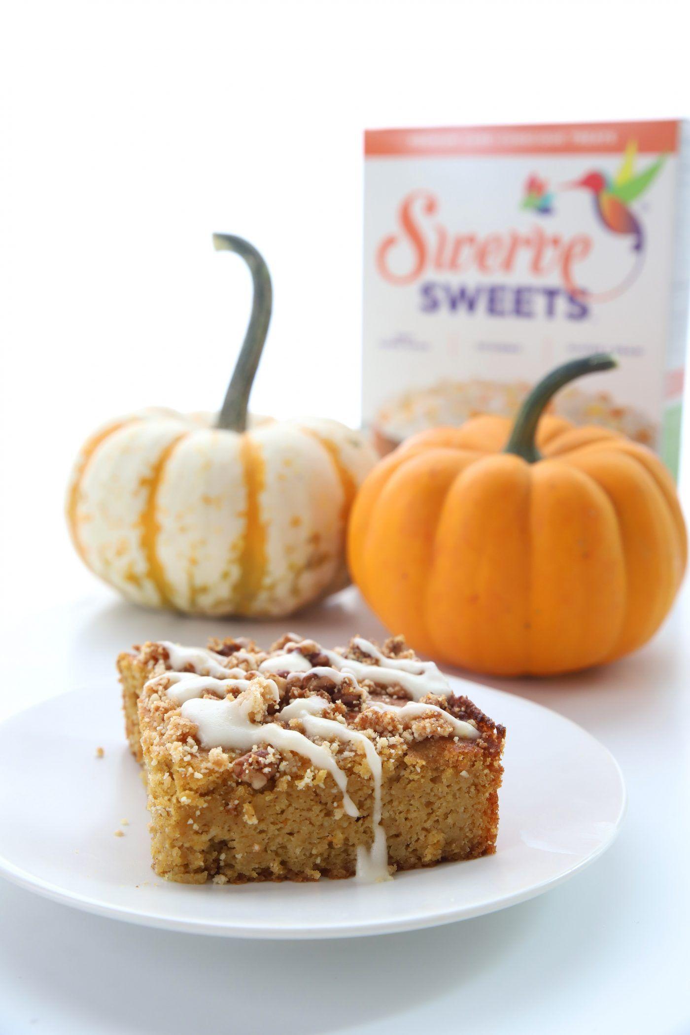 Pumpkin Spice Coffee Cake Recipe Coffee cake recipes