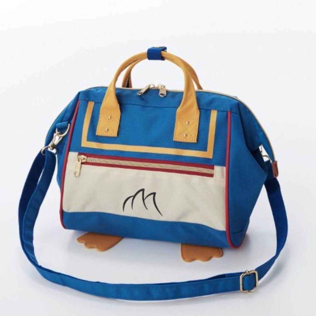 31a35dea53 Japan Disney Donald Duck Blue Series Shoulder Bag Preorder