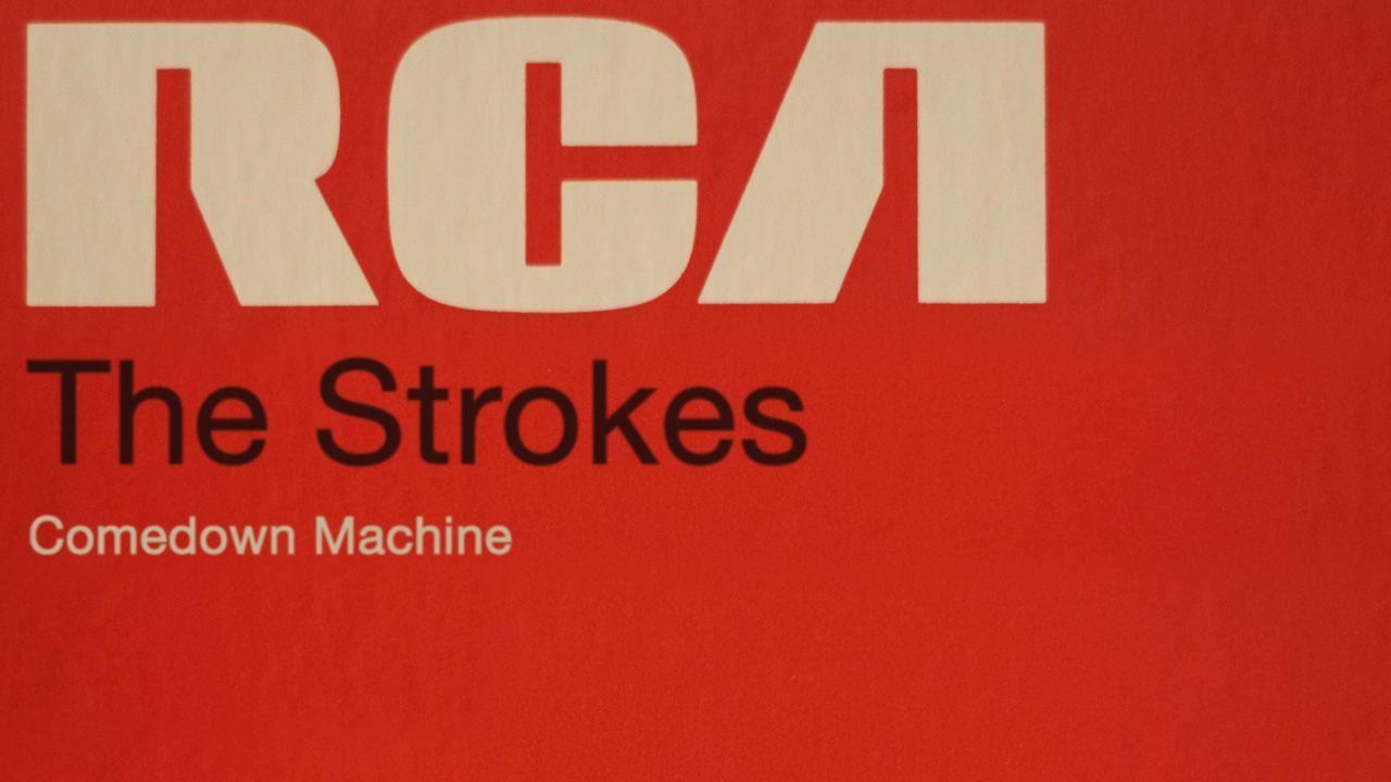 The Strokes: Comedown Machine | Advance | Pitchfork