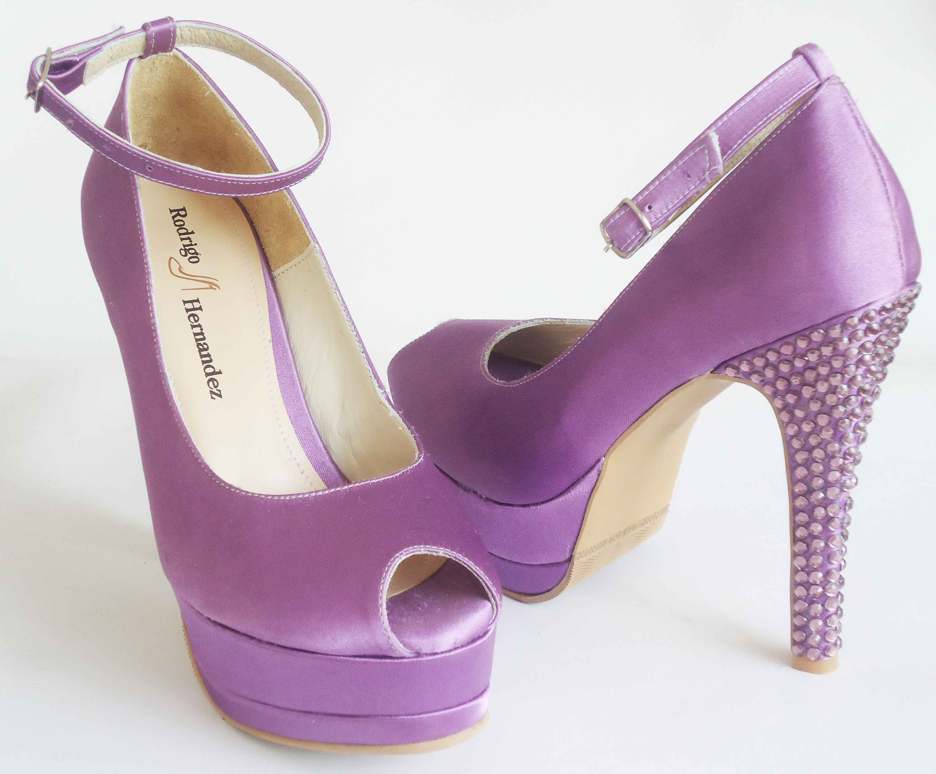 Encantador Zapatos De Vestir Para Una Boda Regalo - Vestido de Novia ...