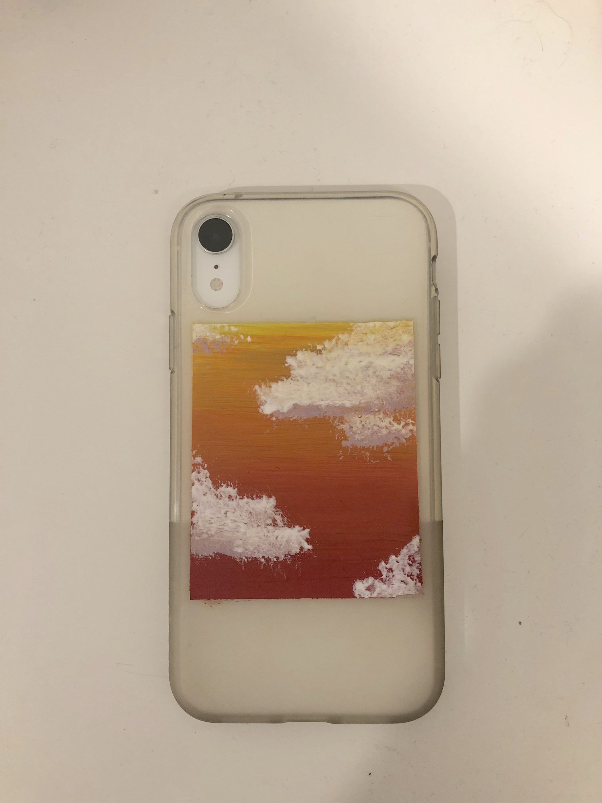 Diy painted phone case painting case diy painted