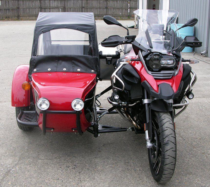 Ural Motorcycle, Sidecar