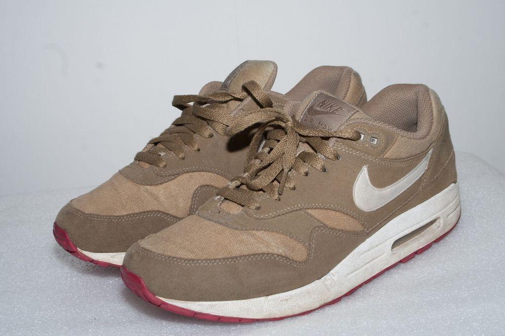 415a1b98f96 Rare 2011 Nike Air Max 1 Kelp UK 9 Trainers | Pre-owned Streetwear ...