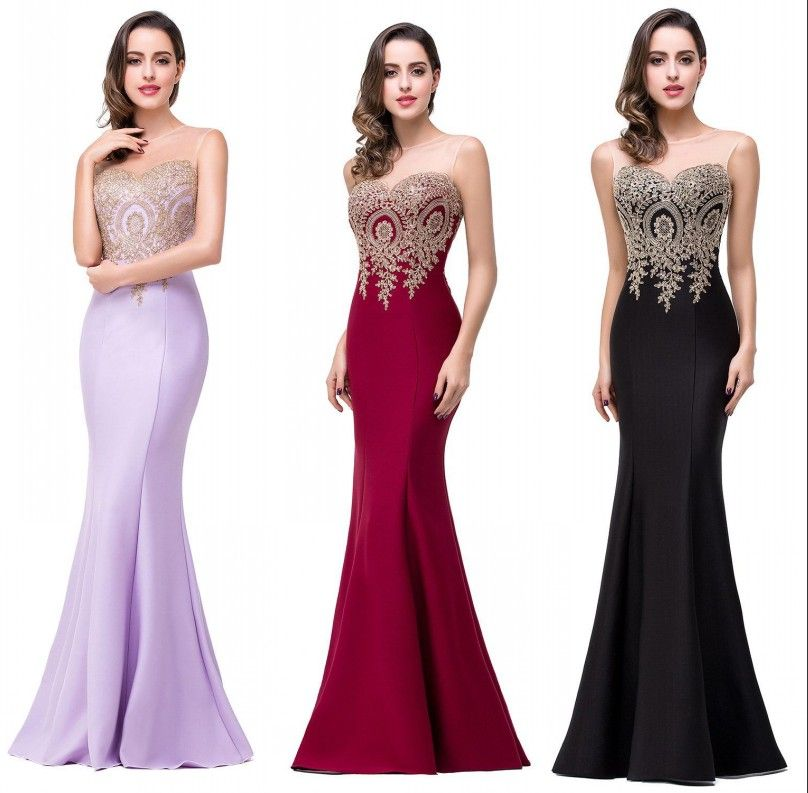 Find more bridesmaid dresses information about new elegant for Burgundy and gold wedding dress