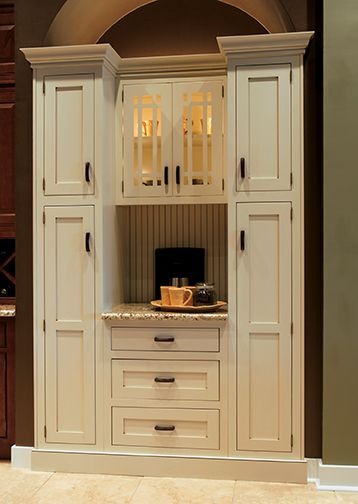 Did You Know That Wellborn Cabintry Creates Beautiful Cabinets Perfect For  Your Hutch And Refreshment Centers?