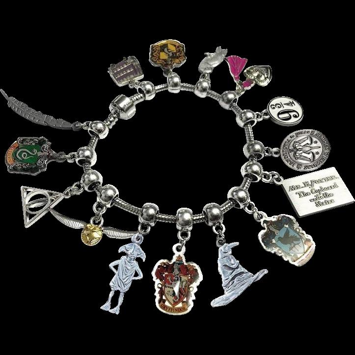 How To Open Pandora Bracelet Harry Potter - arxiusarquitectura