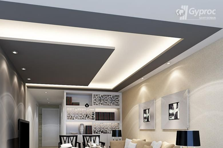 Lighting Up The Ceiling Saint Gobain Gyproc India