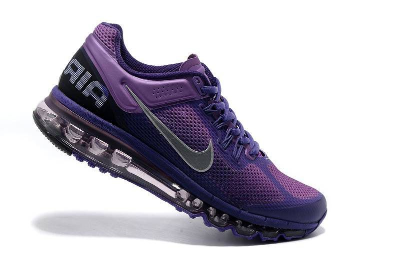 Women's Nike Air Max+ 2013 Gradient Purple Violet | the