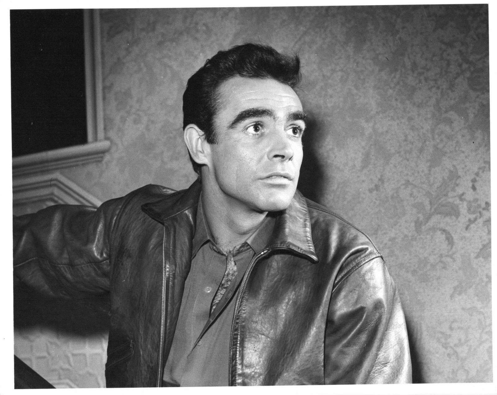 Sean in the play 'The Seashell' at the King's Theatre, Edinburgh (1959)  (Photo credit: Aquarius Film & TV Picture… | Sean connory, Sean connery,  Actors & actresses