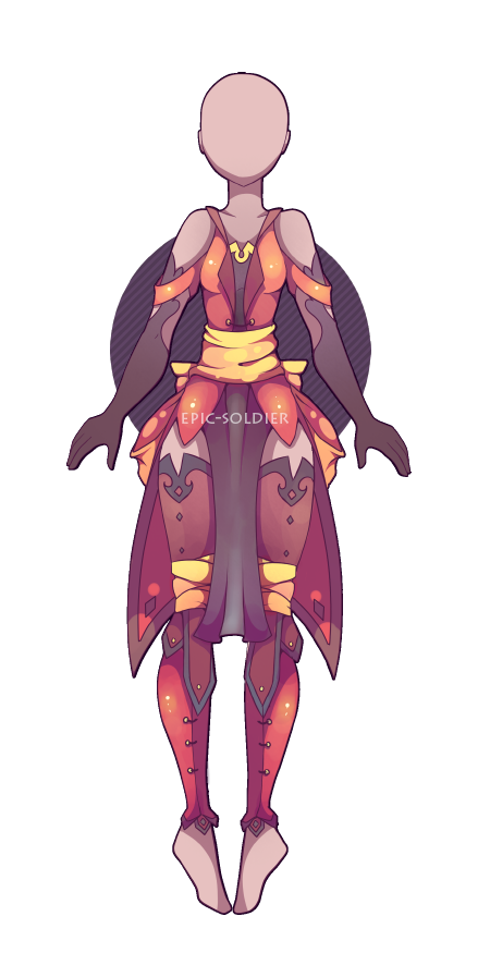 Costume adoptable 26 (OPEN!) by Epic-Soldier.deviantart ...