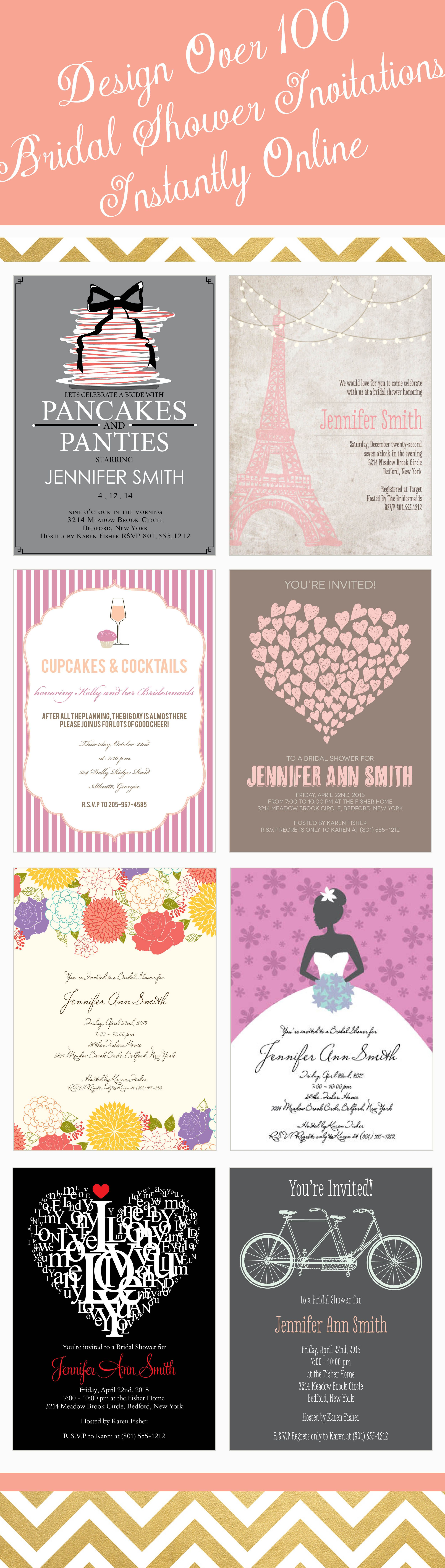 inexpensive wedding shower invitations%0A Bridal Shower Centerpiece Ideas  Affordable and Adorable    DIY Projects    Pinterest   Bridal shower centerpieces  Shower centerpieces and Bridal  showers