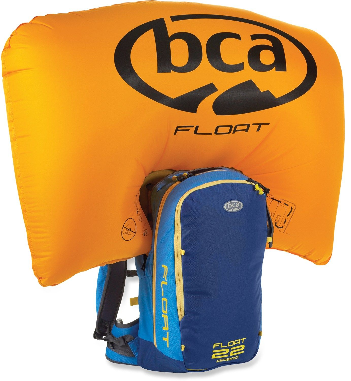 Backcountry Access Float 22 Avalanche Airbag Pack