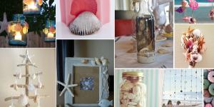 Decorare con le conchiglie: idee e progetti in stile shabby chic!