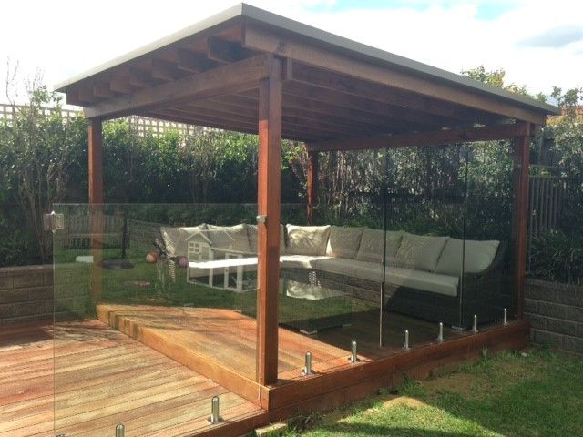 Superb Built In Gazebo #3: Check This, A Bit Of A U0027newu0027 Design From Custom Built Gazebos. This Is A  3.6 X 3.6 Meter Gazebo U2013 The Posts Are Laminated Merbue With Kilm Dried  Hard Wood ...