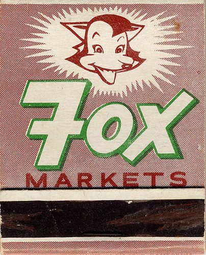 Fox Markets, 1960's