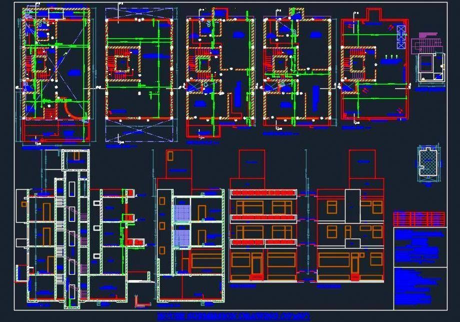 House Submission Dwg 30 X60 Residential Building Floor Layout Residential Building Basement Floor Plans