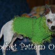 Dog Sweater Pattern