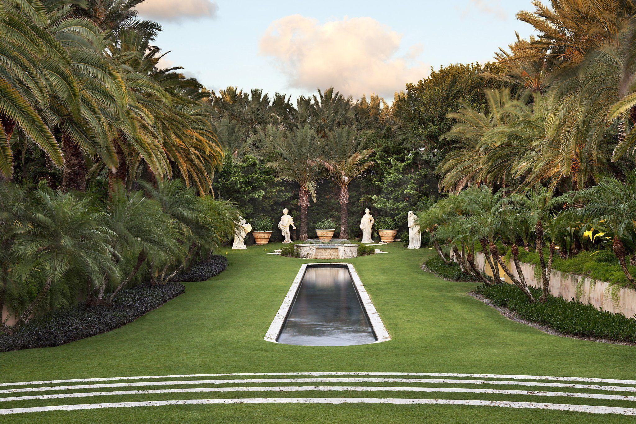 palm beach garden | Breathtaking Interior...Exterior | Pinterest ...