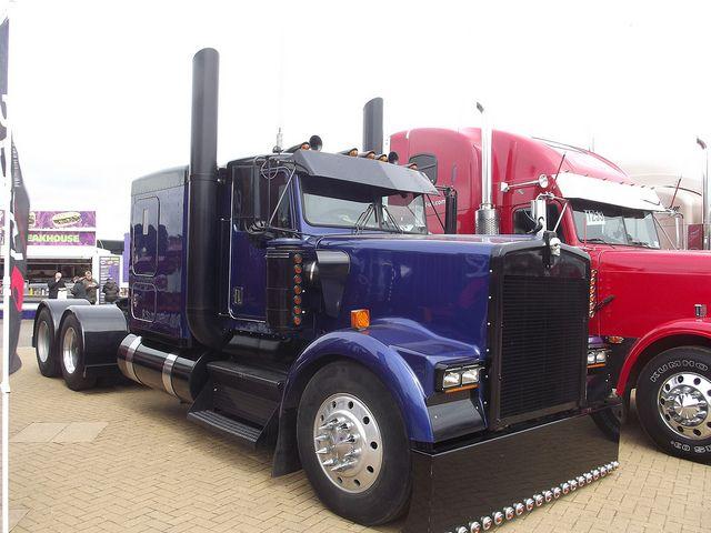 Kenworth W900 Show Trucks Big Rig Trucks Kenworth