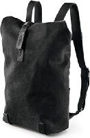Brooks Pickwick Backpack Canvas Small 12 L total black 2016 Rucksack ohne…