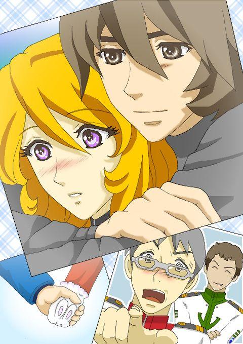 可愛い嫉妬と優しい手 あすなろ抱き古代くん ココママ のイラスト Pixiv The Incredibles Yuki Anime