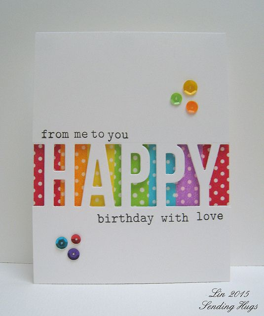 Simon Says Make It Colorful Cricut Birthday Cards Happy Birthday Cards Birthday Card Sayings