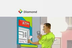 High Technologies: Magic Cash: Withdraw From Diamond Bank ATM Without...