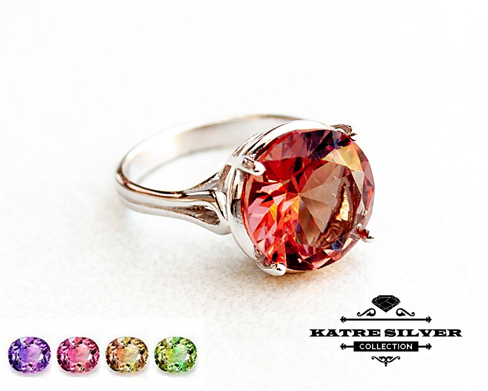Women/'s Jewelry Zultanite Set of Color Changing Stones Handmade