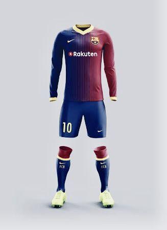 Barca jersey 2018 f1c6f3381