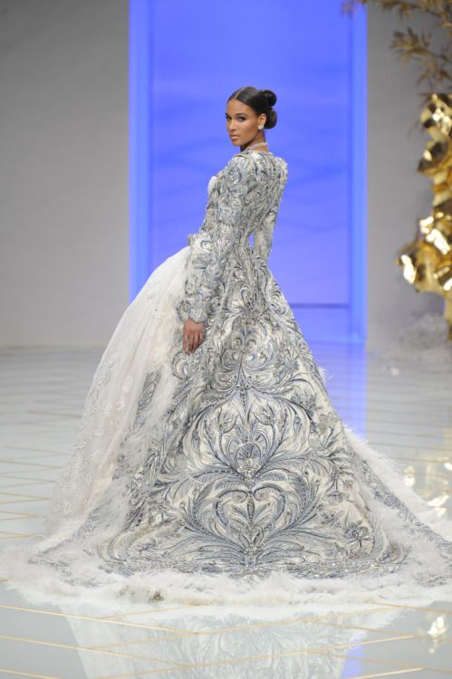 Guo Pei Haute Couture SS16 | See more fashion at styleisviral.com