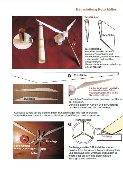Windkraftanlage Selber Bauen : windkraftanlage modell aus karton windkraftanlage anlage windenergieanlage ~ A.2002-acura-tl-radio.info Haus und Dekorationen