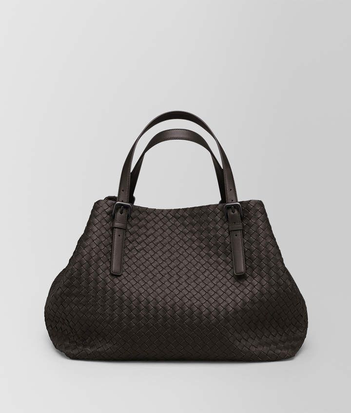 c4cd6cdd8400 Bottega Veneta ESPRESSO INTRECCIATO NAPPA LARGE CESTA BAG in 2019 ...