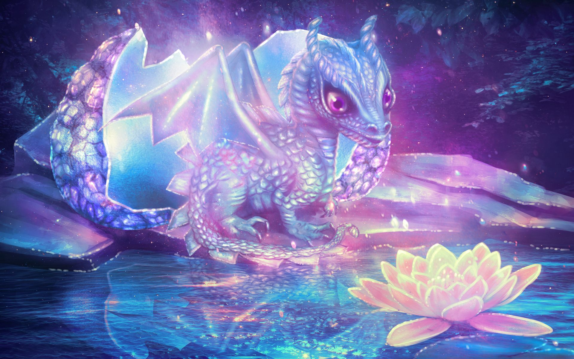 Fantasy Dragon Wallpaper Dragon pictures, Fantasy