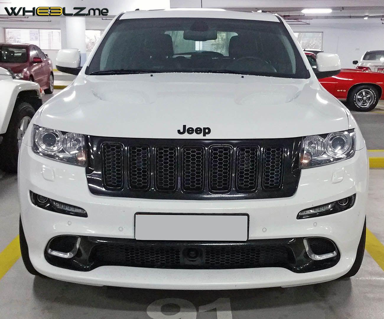 جيب غراند شيروكي أس آر تي تحسينات جديدة على طراز القمة موقع ويلز Jeep Grand Cherokee Srt Jeep Srt8 Jeep